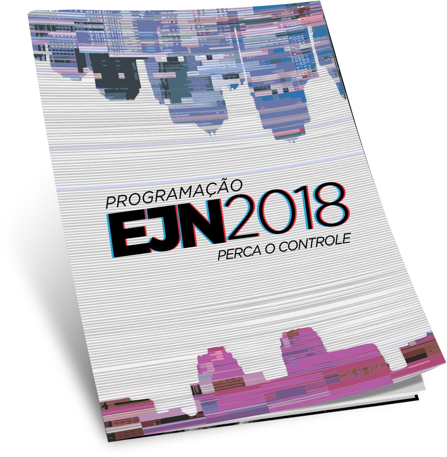 EJN 2018 – Programação Completa