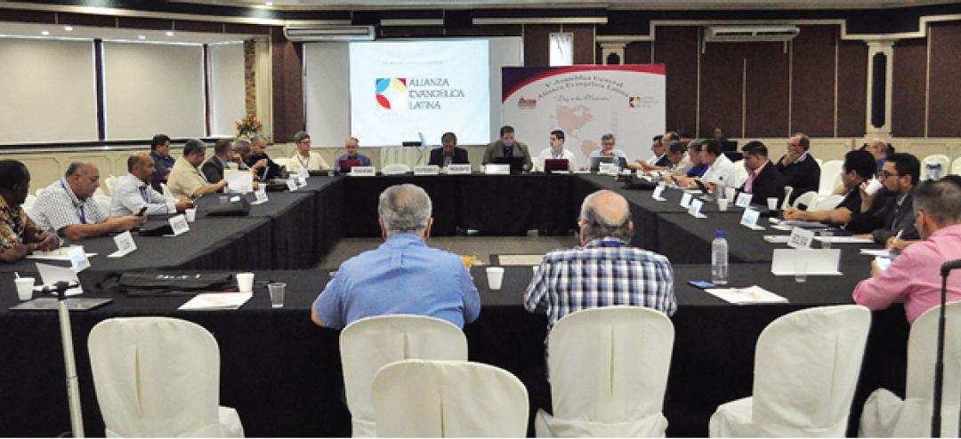 Assembleia da Assembleia da Aliança Evangélica Latina