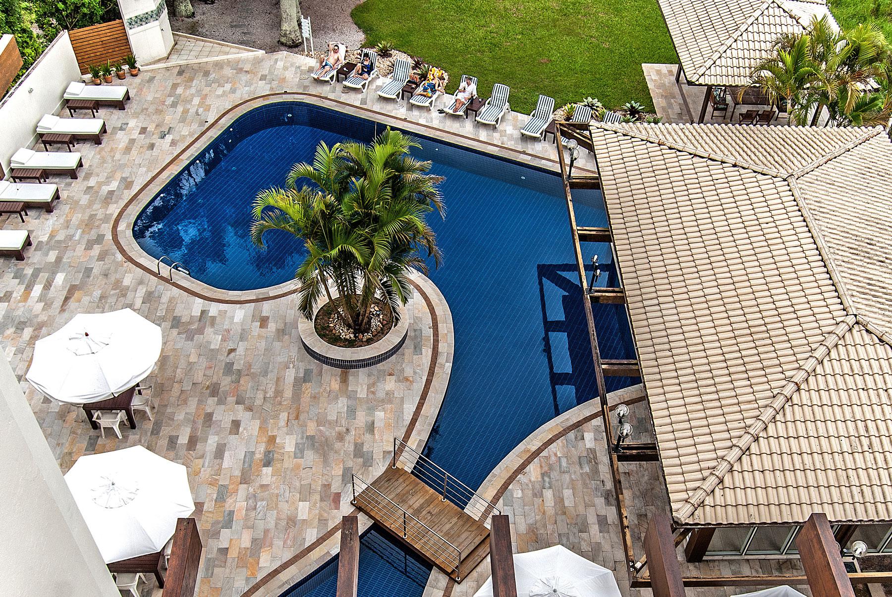 Hotel Torres da Cachoeira Florianopolis floripa lazer piscina - Encontro de Obreiros