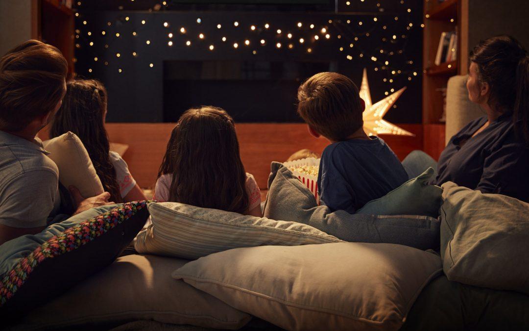 Noite de filme em família como uma estratégia para o discipulado