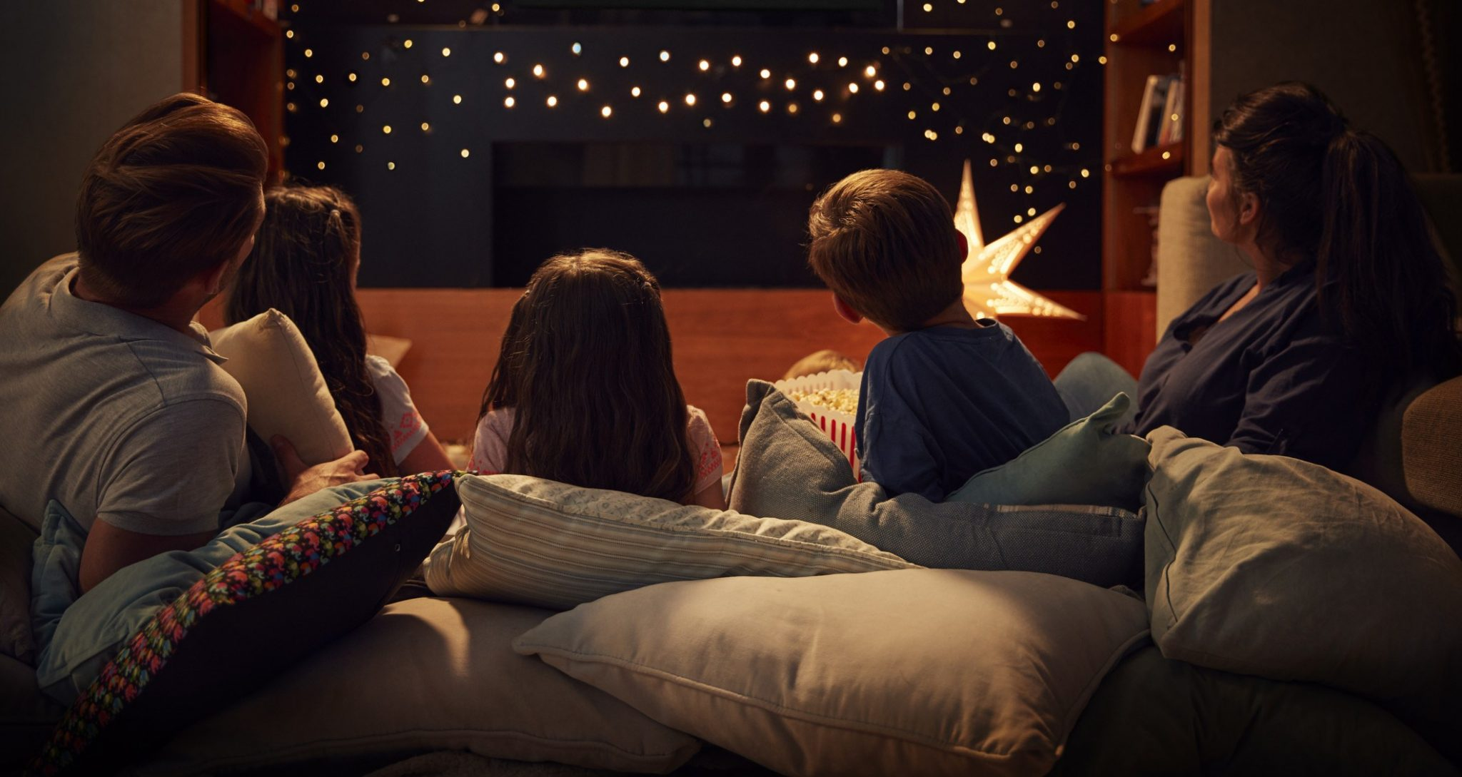 cinema - Noite de filme em família como uma estratégia para o discipulado