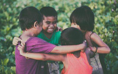 É bom viver em união! – Sl 133